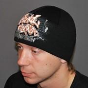 Нанесение логотипа на шапки фото