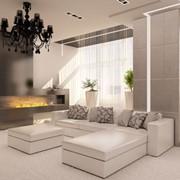 Дизайн интерьера квартир, офисов, коттеджей,торговых помещений под ключ фото