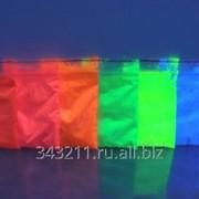 Флуоресцентные пигменты фото