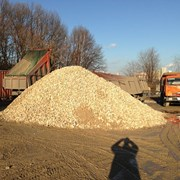 Песок строительный сеяный с доставкой фото