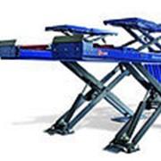 R-AS40CM.ВA Подъемник ножничный г/п 4000 кг. заглубляемый платформы гладкие фото