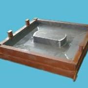 Форма опорной плиты ОП-1Д, металлоформа фото