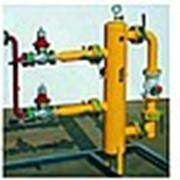 РЕГУЛЯТОРНАЯ ГРУППА СУГ 1 СТУПЕНЬ с резервной веткой редуцирования и узлом учета газообразной фазы СУГ (500 кг/час) фото