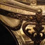 Изделия серебряные антикварные фото