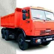 Автомобиль-самосвал 45142 с трехсторонней разгрузкой (шасси КАМАЗ-53229 6х4) фото