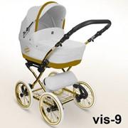 Детская коляска Tutek Imperial 2 в 1 модель 10 фото
