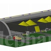 Механізовані зерносховища фото