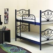 Кровать двухъярусная Rana 90х190 фото