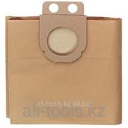 Мешки бумажные 50 л к ASR2050/SHR2050 -5 шт. Код: 631936000 фото