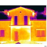 Съемка тепловизором фото