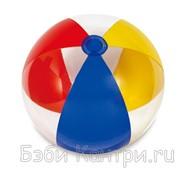 Надувной пляжный мяч 51см Summer Escapes (Polygroup) AM-P02-0166-2 фото