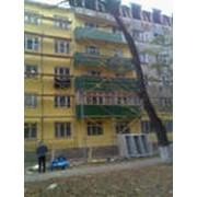 Ремонт зданий капитальный