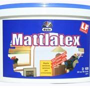 Краска латексная матовая Dufa D100, 2,5л фото