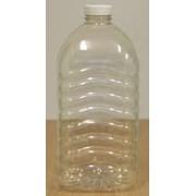Изделия из ПЭТ : бутылки 1,0л с крышкой в комплекте фото