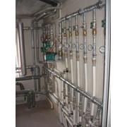 Строительство, реконструкция котельных и тепловых пунктов фото
