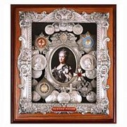 Ключница большая Екатерина II фото