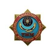 Символ МЧС РК D 450ммм фото