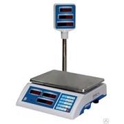 Торговые весы до 30 кг ВСП-15.2-4ТКC фото