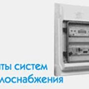 Щиты систем теплоснабжения фото