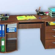 Стол письменный ВасКо ПС-4002 М1 фото