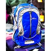 Туристический рюкзак Asiapard AL 2051 синий фото