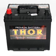 Аккумулятор THOR 65 Ач 75D23L/75D23R фото