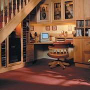 Мебель под лестницу фото