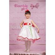 Нарядное детское платье 14-0131 фото