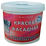 Краска акриловая износовлагостойкая белая ВД-АК-425 фото
