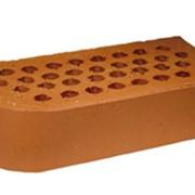 Кирпич радиусный Terca Red гладкий, 250*120*65 мм фото