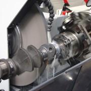 Шлифовка коленчатых валов двигателей фото
