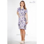 Платье 3406 Сирень цвет фото