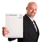 Дизайн и печать фирменных бланков фото
