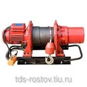 Лебедка универсальная электрическая KDJ-500E1 фото