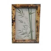 Фоторамка из бамбука в асс. в инд. упак. (10*15) (уп.20) (уп.80), арт. 8616 66101-S(ver.1)