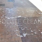 Мытье асфальта фото