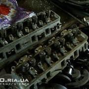 Головки блока ГАЗ-53,ЗИЛ-130,157 фото