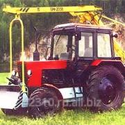 Навесное оборудование для тракторов МТЗ фото