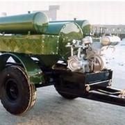 Установка дезинфекционная прицепная тракторная с работой от бензодвигателя или вала отбора мощности УДП-1/УДП-1-1 фото