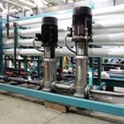 Установка, обслуживание систем водоподготовки, услуги водоподготовки. фото