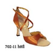"""Танцевальная обувь """"Talisman"""". Латина женская 702-11 фото"""