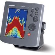 Эхолот Raymarine DS600X Digital Fishfinder W/TH
