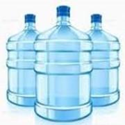Доставка питьевой воды на дом фото