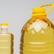 Масло подсолнечное рафинированное в бутылках  фото