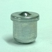 Пресс-масленка 3.1.1 Ц6 ГОСТ 19853-74 (6-с буртом)