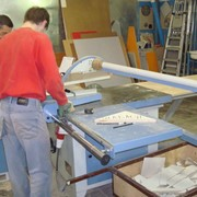Раскрой и кромирование плитных материалов фото