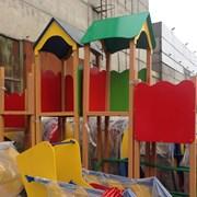 Детские Игровые Площадки Скамейки  фото