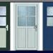 Двери из ПВХ фото