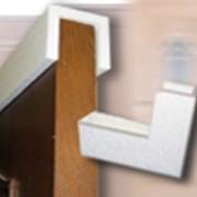Упаковка для дверей из пенопласта фото