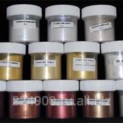 Краситель Кандурин Серебрянный блеск 5 грамм фото